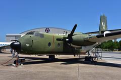 DHC C-7A Caribou 63-9760 (Ian E. Abbott) Tags: dehavillandcanada dhc c7a c7 caribou 639760 vietnamwaraircraft