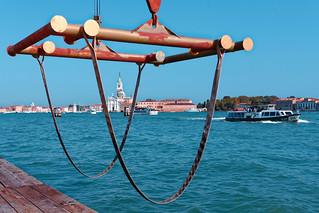 Venezia / Fondamenta Zattere Al Saloni / San Giorgio Maggiore
