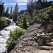 Cascading King Creek Falls