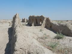 Abiverd ruins, outside Kaakhka (Beth M527) Tags: ruins thefivestans centralasia 2018 turkmenistan antiquities kaakhka