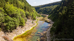 Tripentwys Canyon (The Canyon) (WhitcombeRD) Tags: canyon thecanyon pontypool south aerial wales above drone hidden scenic quarry valleys lake tirpentwys nature illtyds mavic llanhilleth unitedkingdom gb