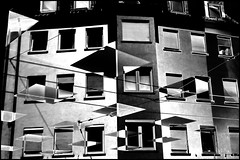 house & ceiling reflection (Armin Fuchs) Tags: arminfuchs würzburg house ceiling reflection niftyfifty