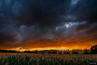 Stormy sunset, EOS 80D, EF-S 10-18 4,5-5,6 IS STM