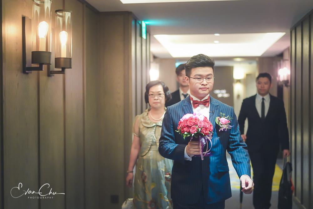 萬豪喜宴-奕誠&娉儀 婚禮紀錄_0036
