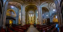 Santo Domingo de la Calzada-Catedral (dnieper) Tags: santodomingodelacalzada catedral laroja spain españa panorámica