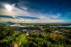 Burg Donaustauf (hamsterlabsfoto) Tags: donaustauf burg regensburg donau landscape weitwinkel irix