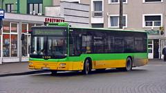 MAN NL263 Lion's City #1108 Poznań (xjr1) Tags: poznań poland mpkpoznań man bus nl263 1108 górczyn