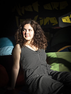 Laura, Amsterdam 2018: A relaxed gaze