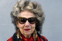 Diane Patricia Devine (Poupetta) Tags: stranger diane sf ca artist