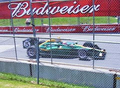 Formula - [5] (plismo) Tags: oldtoronto toronto ontario formulaone formula cne budweiser plismo car auto racetrack hondaindytoronto hondaindy canada