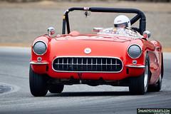 1956 Chevrolet Corvette (autoidiodyssey) Tags: 2017rolexmontereymotorsportsreunion rmmr montereyhistorics rolexmontereymotorsportsreunion 1956 chevrolet corvette bryanhill salinas ca usa