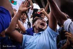 Student Protesters (Kazi Riasat Alve) Tags: protest roadsafetyprotest protester students movemenet activism chittagong bangladesh kaziriasatalve slogan