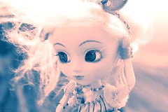 I do believe ur galaxy; wanna hear ur melody (Niji ♪) Tags: pullip papin klafooty doll