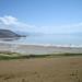 Salt Lake Beach Overhead View