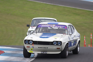 David Leslie Super Touring Car Championship Festival