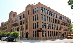 Al Raby High School for Community and Environment/Former Lucy Flower Vocational School (Brule Laker) Tags: chicago illinois cps chicagopublicschools vocationalschools garfieldpark westside