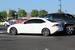 Lexus (ashman 88) Tags: luxury vehicle lexus car candid nice white