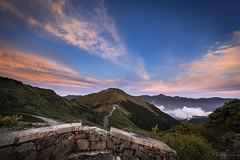 _DSC1716-1 (Hong Yu Wang) Tags: sony a73 a7iii a7m3 1224g 合歡山 落日 夕陽 sunset taiwan mthehuan