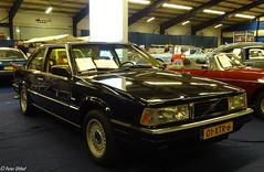 1989 Volvo 780 (peterolthof) Tags: oldtimerbeurs leek peterolthof 01xtr6