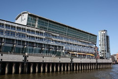 Hamburg: Ehemaliger England-Fähranleger (Helgoland01) Tags: hamburg elbe river fluss deutschland germany