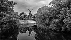 Bremen / Бремен (dmilokt) Tags: чб bw черный белый black white пейзаж landscape dmilokt