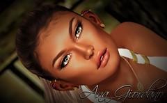 New Release Monica Bronze Mocha (Ana Clara Giordano) Tags: maitreya catwa cae pumec amarabeauty