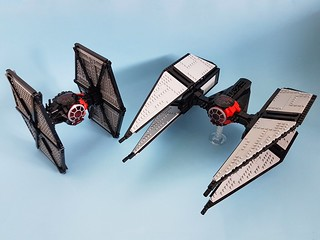 First Order Elite TIE Interceptor