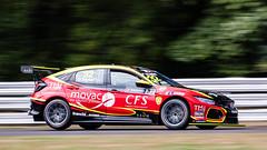 Pyro Motorsport Honda Civic Type R TCR (russpowney) Tags: pyro pyromotorsport oultonpark tcr racing typer honda
