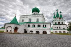 20180609-112838-Карелия (vdirenko) Tags: russia lodeinopolskiydistrict alexandersvirskymonastery monastery