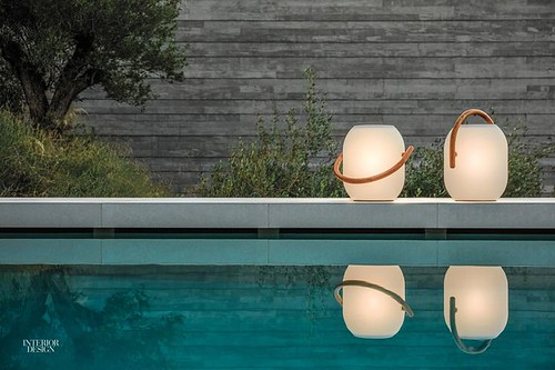 Lamps and Lighting– Home Decor : 3 New Outdoor Products in Indonesian Teak by Gloster Furniture