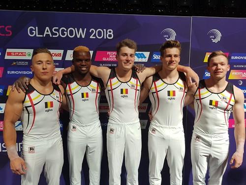 Flickr photoset: Europees kampioenschap Toestelturnen jongens 2018