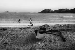 (archangelse) Tags: indonesia lombok beach pantai tanjungaan boat fishermen reportage documentary sea lautan indianocean ocean sand white putih seascape