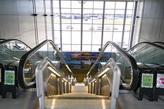 To Be Alone (Bill in DC) Tags: washingtondc va virginia dulles airports iad washingtondullesinternationalairport 2018