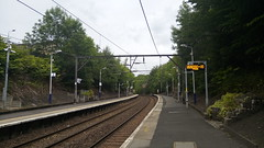 Alexandra Parade railway station (daniel0685) Tags: alexandraparade train station railway glasgow scotland uk august