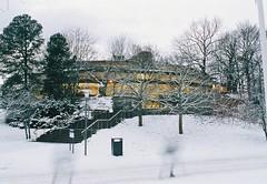 Aula Magna i vinterskrud (Linzen004) Tags: stockholmsuniversitet vinter
