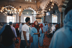 Istanbul 2018 (m@t.d.) Tags: turkey turkish istanbul sultan ahmed mosque bluemosque blue ahmet camii