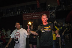 SONC SummerGames18 Tony Contini Photography_0298 (Special Olympics Northern California) Tags: 2018 summergames openingceremony torchrun torch cameronhamilton letr police cop