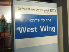 JRH West Wing 2012 (hbw_pics) Tags: oxford oxfordshire 2012 12december nhs hospital johnradcliffehospital
