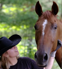 _DSF6810 (Vladimir Gazoukin) Tags: canada country maria horses uxbridge vladimirgazoukin bokeh summer