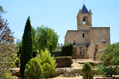 Antequera, de kasteeltoren Torre del Homenaje van de Alcazaba, Spanje Andalusië 2018 (wally nelemans) Tags: antequera kasteel castle alcazaba torredelhomenaje spanje spain españa andalusië andalusia andalucia 2018