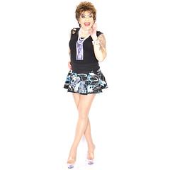 home18497 (Ann Drogyny) Tags: shoes legs heels crossdress crossdresser crossdressing cd tv tg ts transvestite transgender transsexual tranny tgirl glamour pinup mature cute sexy stockings nylons suspenders garters