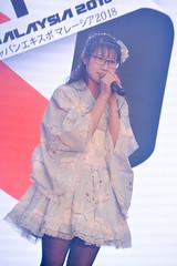 02_MinamiNico_JEM2018 (10) (nubu515) Tags: yamashitaharuka minaminico harupii nicochan japanese idol kawaii seiyuu comel siamdream saidori japanexpomalaysia2018