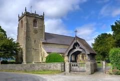 St Michael's Church, Chirbury, West Shropshire (Baz Richardson (catching up again)) Tags: shropshire chirbury stmichaelschurchchirbury gradeilistedbuildings medievalbuildings parishchurches