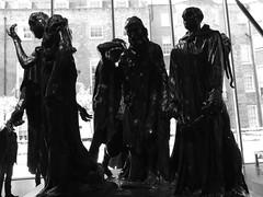 The Burghers of Calais (failing_angel) Tags: 010518 london camdenborough bloomsbury britishmuseum museum rodin rodinandtheartofancientgreece sculpture augusterodin pheidias parthenon monumenttotheburghersofcalais alexisrudierfoundry