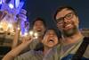 Cinderella Castle selfies (roboppy) Tags: japan tokyodisneyresort tokyodisneyland urayasu chiba fantasyland castle selfie cinderellacastle xiangtai kare robyn