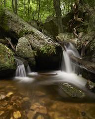 Hazel Falls (Shenandoah) (Valley Imagery) Tags: waterfall hike virginia skylinedrive shenandoah hazel falls