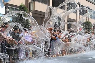 Ginza Uchimizu(Sprinkle Water)
