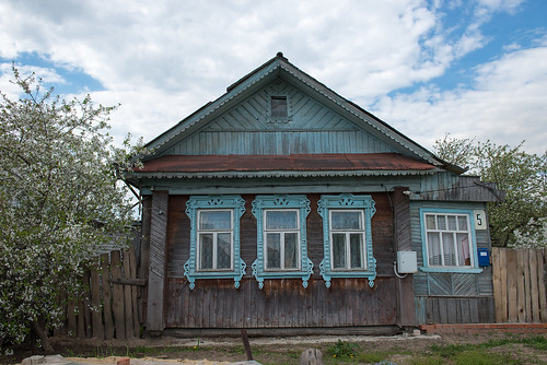 Wooden house ©  Andrey