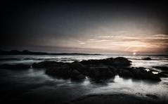 White Strand (-- Q --) Tags: connemaranationalpark republicofireland sunset beach atlanticocean wildatlanticway longexposure seascape landscape ireland leefilters qthompson marumidhgcpl