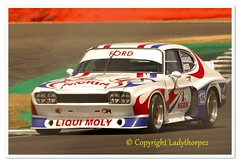 DHF_0808 (ladythorpe2) Tags: silverstone classic 2018 race 16 historic touring car challenge with tony dron trophy 123 rick wood adam morgan ford capri rs